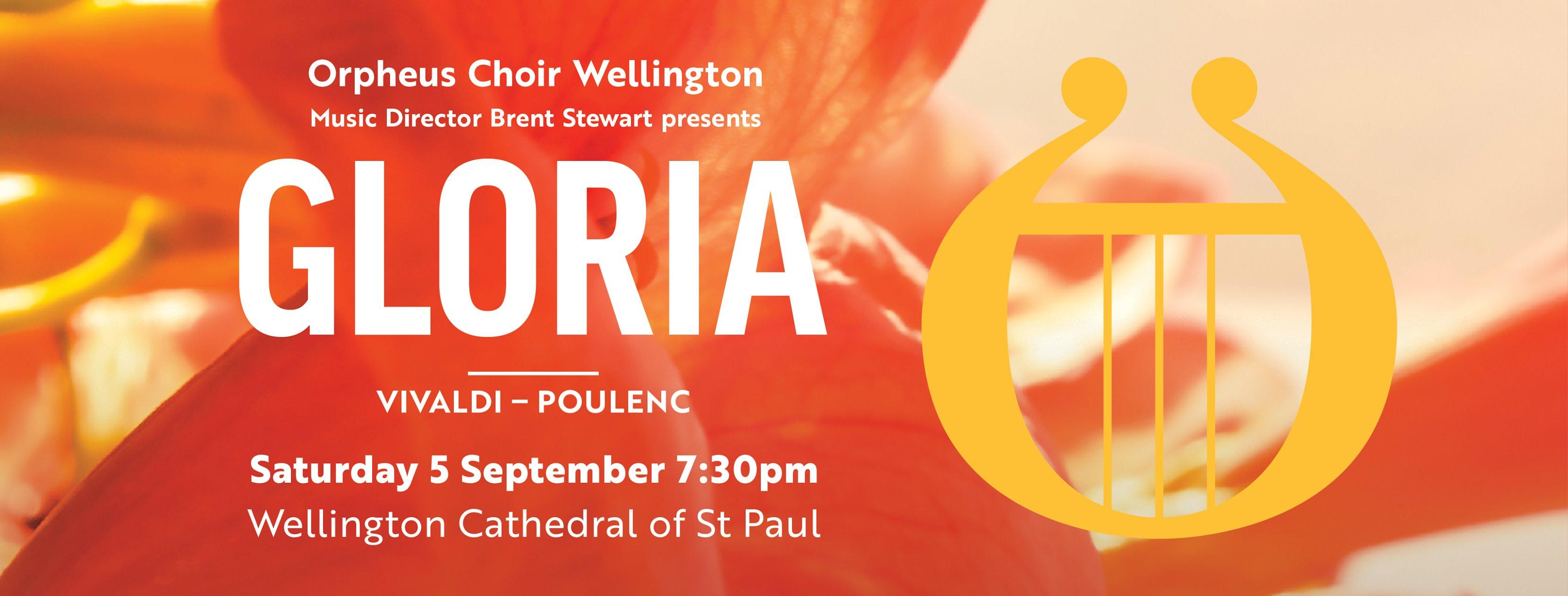 Orpheus Concert - Gloria
